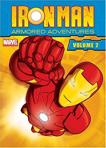 Iron Man: Armored Adventures, Vol. 2 (Fugitive Season 2 compare prices)