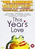 This Year's Love [Region 2]