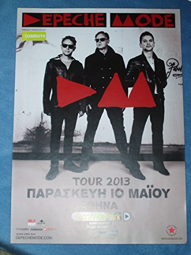 Delta Machine Tour 2013 Poster 29