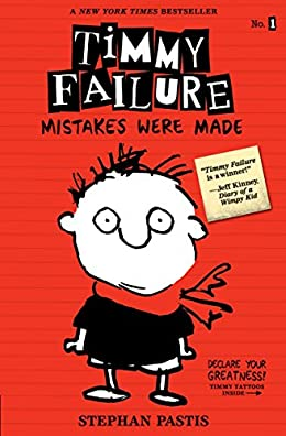 Timmy Failures: Mistakes Were Made