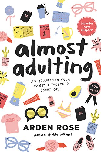 Almost Adulting: All You Need to Know to Get it Together (Sort Of) - Malaysia Online Bookstore