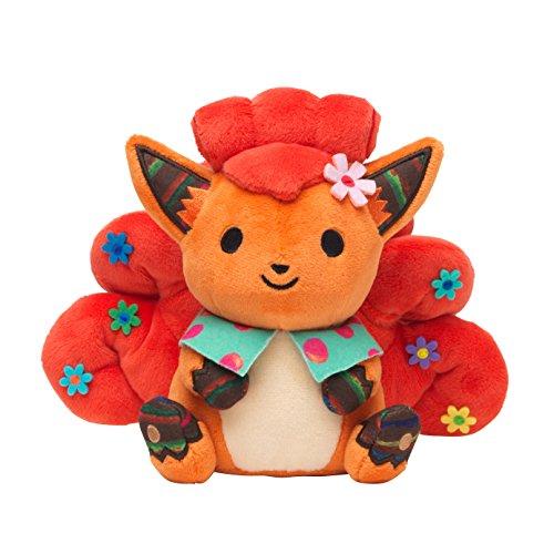 Pokemon-Vulpix-Chiku-Chiku-costura-Plush-7-de-Japn