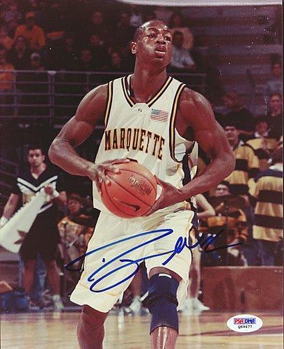 buy popular 4b451 d57ed Marquette Autograph, Marquette Golden Eagles Autograph ...