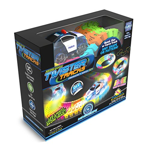 light up car set - 6