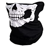 CIKIShield Couples Seamless Skull Face Tube Mask