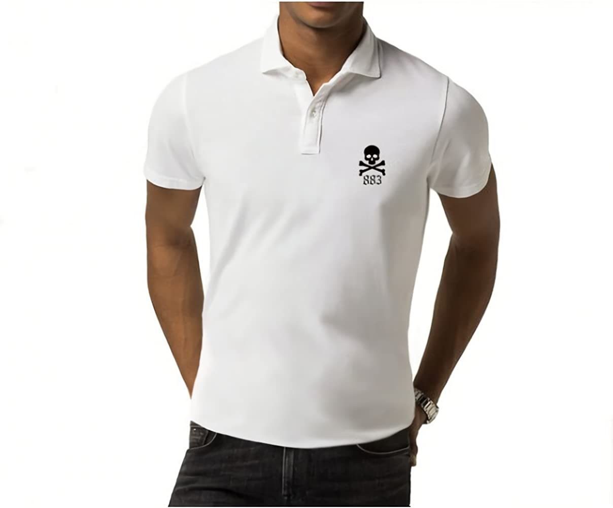 POLO 883 POLICE MC SKULL: Amazon.es: Ropa y accesorios