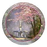 Thirstystone Stoneware Coaster Set, Savannah Romance