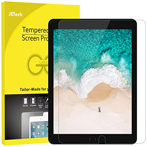 JETech Screen Protector for Apple iPad Pro 10.5 inch , Tempe