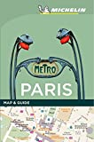 #10: Michelin Paris Map & Guide (Michelin Map & Guide Series)