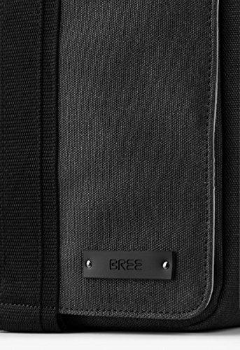 A Spalla Cm Uomo bxhxt 24 X 7 28 Grigio Borsa nero Multicolore Bree f5qHAwx