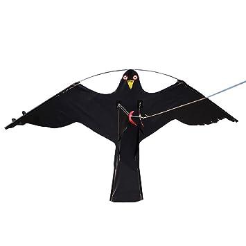 Lagerverbinder # 1 Homyl Lebensgro/ß Fliegende Falke Drachenschnur Benutzerhandbuch Stofftasche inkl 2,5 m Drachenschnur