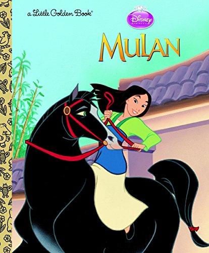 Mulan (Disney Princess) (Little Golden Book) ()