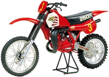 1/12 Motorcycle Series No.11 Honda Cr250R Motocross 14011