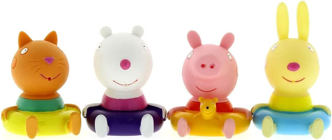 IMC Networks Peppa Pig Pack Figura Peppa and Friends: Amazon.es: Juguetes y juegos