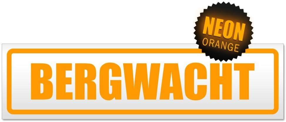 Kiwistar Bergwacht Magnetschild Schild magnetisch