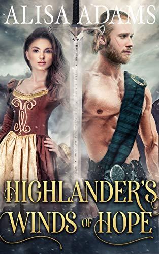 Image for Highlander's Winds of Hope: A Scottish Medieval Historical Romance (Highlands' Elements of Fate Book 3)
