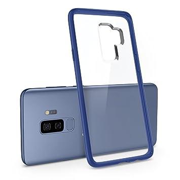 Spigen® [Ultra Hybrid Funda Galaxy S9 Plus con Tecnología de cojín de Aire y protección híbrida de la Gota para Samsung Galaxy S9 Plus (2018) - ...