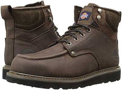 Dickies Men's Outpost Work Boot, Brown