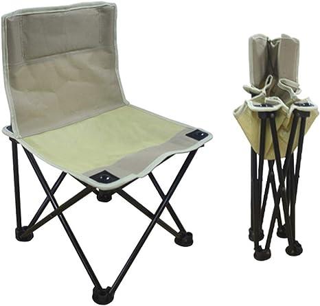 Sillas Camping, Silla de Camping Ligera Silla Plegable con ...