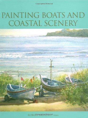 Painting Boats and Coastal Scenery