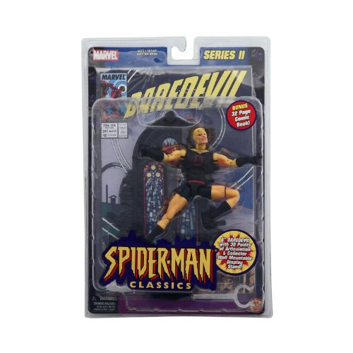 Spiderman Classics Yellow Daredevil Chase -