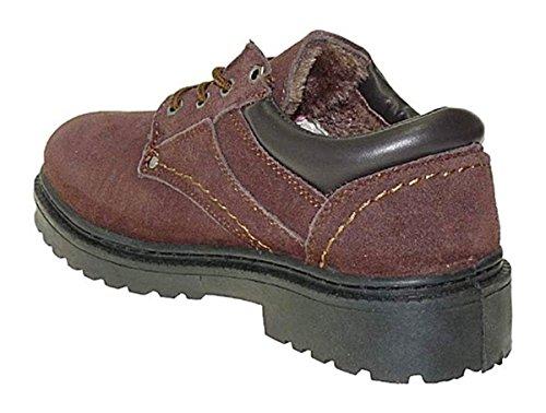Art 208 Leder Winterschuhe Stiefel Winterstiefel Herrenstiefel Schuhe Herren
