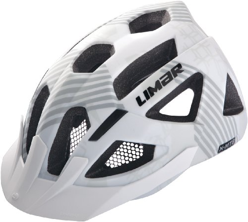 Limar X-MTB Bike Helmet, Matt White, Large