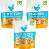 Only Natural Pet All Meat Chicken Crispies 5 oz 3 Pack