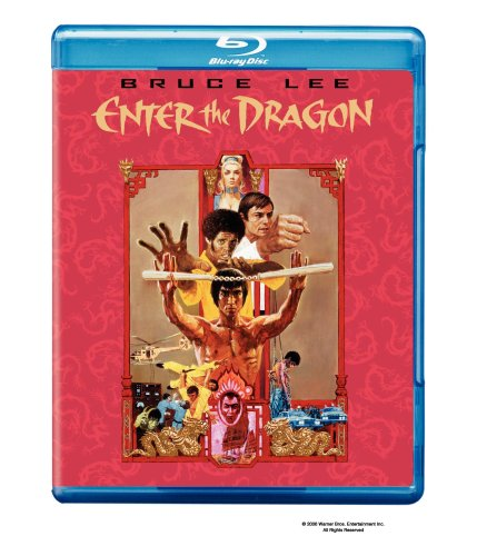 Enter the Dragon [Blu-ray] (Bruce Lee Enter The Dragon Blu Ray)