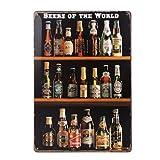 20x30cm Vintage Metal Tin Sign Plaque Wall Art Poster Cafe Bar Pub Beer #9