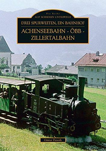 Schienenknotenpunkt Jenbach (Auf Schienen unterwegs)