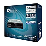 Plextor 24X SATA DVD/RW Dual Layer Burner Drive Writer - Black Optical Drives PX-891SAF-PLUS-R (RETAIL)