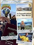 Passport to Adventure: A Camel