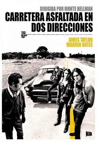 Two-Lane Blacktop (Carretera asfaltada en dos direcciones) - Audio: English, Spanish - All Regions [DVD]