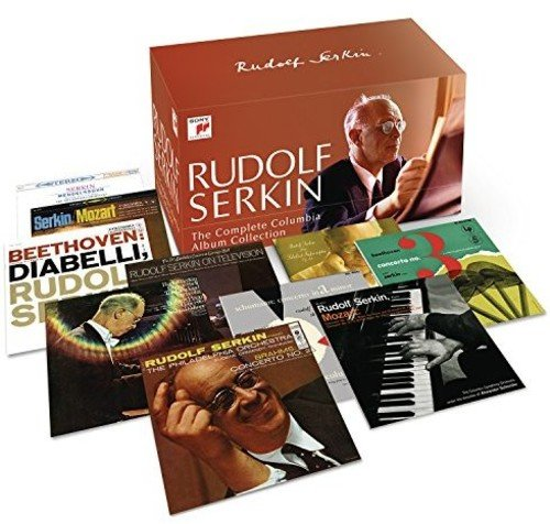 Complete Columbia Album Collection ()