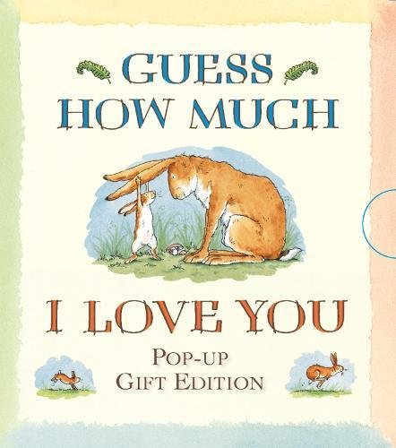Guess How Much I Love You Pop-Up – Oct 1 2012 Sam McBratney Anita Jeram Walker Books Ltd 1406342866