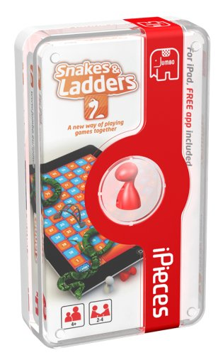 Ipieces Snakes And Ladders Game For Ipad