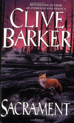 book cover of Sacrament