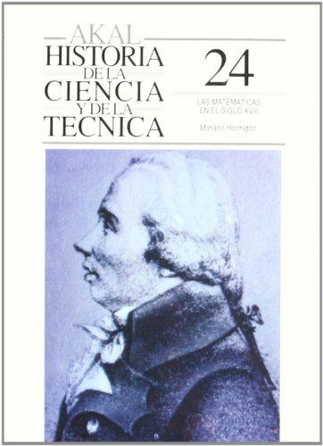 Descargar Libro Las Matemáticas En El Siglo Xviii Mariano Hormigón