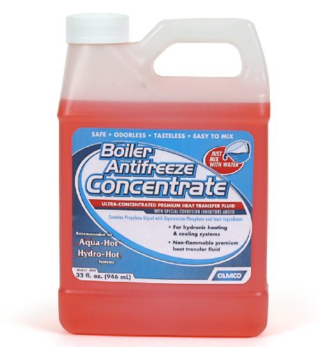 Camco 35116 Boiler Antifreeze Concentrate - 32 oz by Camco