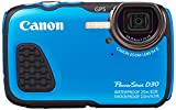 Canon PowerShot D30 Waterproof Digital Camera - International Version (No Warranty)