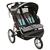 Baby Trend Expedition Double Jogging Stroller, Skylar, Baby & Kids Zone