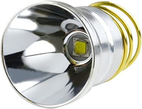 Replacement LED Flashlight Lamp Light Torch Bulb For UltraFire WF-501B WF-501C+s