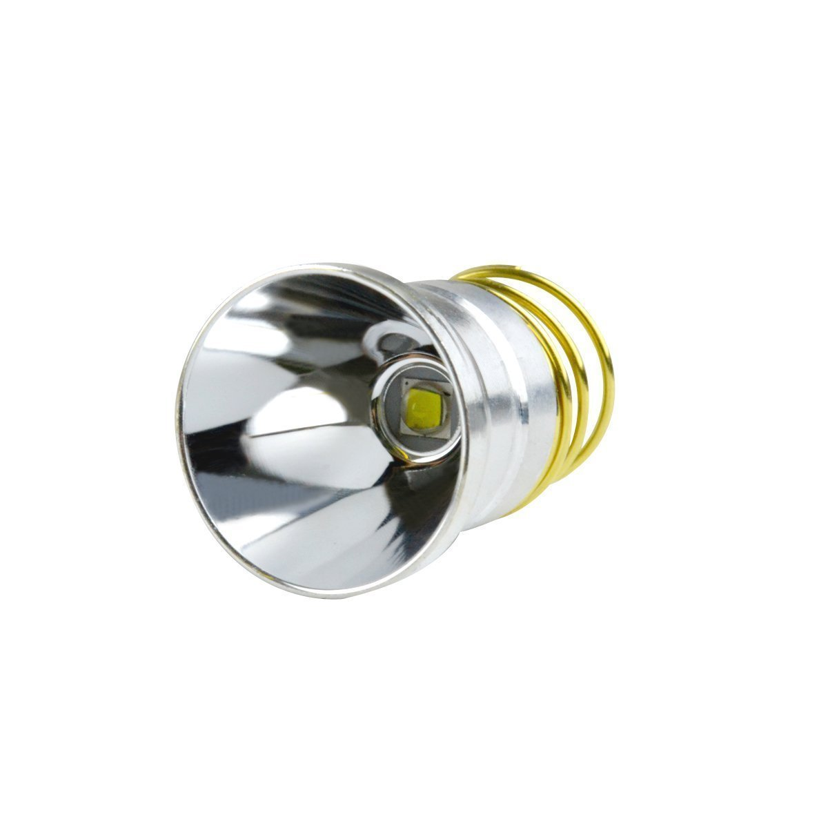 BESTSUN Ultra Bright New Cree XM-L2 LED Bulb 1 Mode 1200Lumens Drop-in P60 Design Module Flashlight Repair Parts Torch Replacement Bulb for Surefire Hugsby C2 G2 Z2 6P 9P G3 S3 D2 Ultrafire 501B 502B