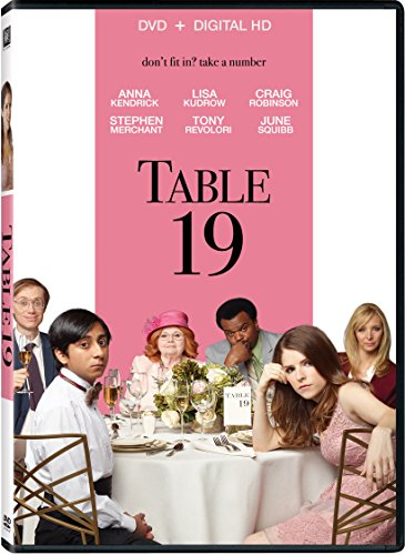 Table 19 - English Occasional Table