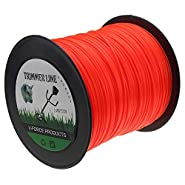 K&A Company 2.4mm x 370m Nylon Trimmer Line for Brushcutter Lawnmower