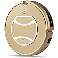 BAALAND Robot Vacuum Cleaner with Brush Mop Water Tank Filter for Hard Floor Thin Carpet Pet Hair