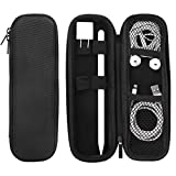 #7: Carlcoo Holder Case for Apple Pencil, Net Grid Weave Pencil Pocket Sleeve Detachable Pouch Bag Cover Compatible with iPad 2018 (6th Gen), iPad Pro 9.7, iPad Pro 10.5 & iPad Pro 12.9 Cases, Black