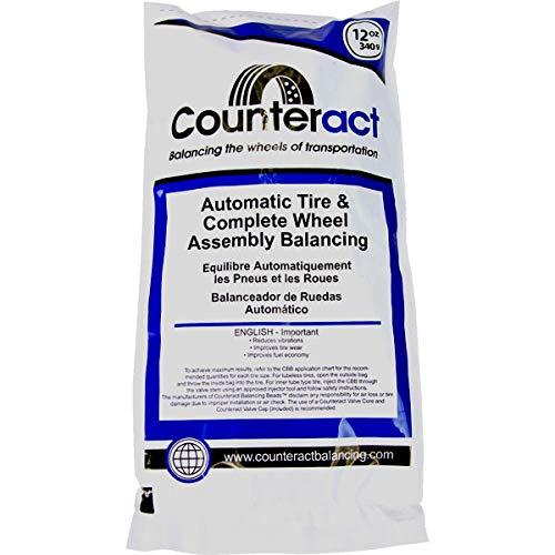 Counteract 451-00212 Bag (Tire Balancing Beads, 12 oz)