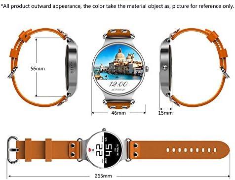 JingJingQi Reloj Inteligente El más Nuevo KW98 Smart Watch Android ...